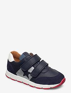 bisgaard liam - laag sneakers - navy