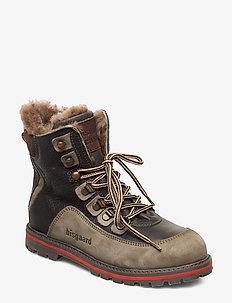 Boot - buty zimowe - grey