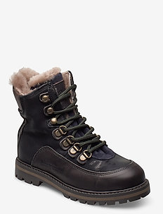 bisgaard marcus - buty zimowe - antracite
