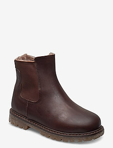 bisgaard noel - winterstiefel - brown