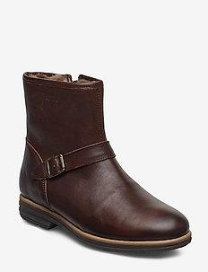 Boot - buty zimowe - dark brown