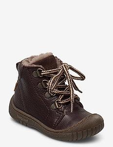 TEX boot - buty zimowe - brown