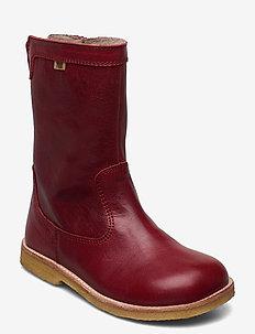 TEX boot - boots - rust