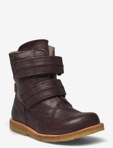 bisgaard eliah - winter boots - coffee