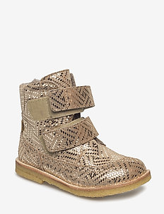 TEX boot - GOLD METAL