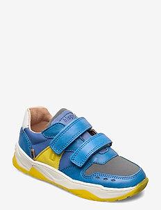 bisgaard lauge tex - lave sneakers - cobalt