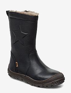 TEX boot - buty zimowe - black