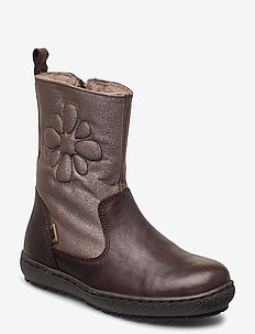 bisgaard dora - sko - brown