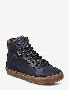 TEX boot - buty zimowe - navy