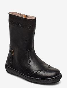 bisgaard ejra - sko - black