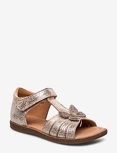 Sandals - sandaler - peach