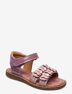 Sandals - sandals - grape