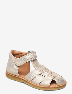 bisgaard ami - sandaler - platin