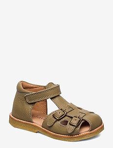 Sandals - sandals - kaki