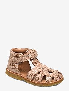 Sandals - sandals - creme
