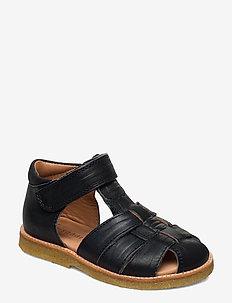 Sandals - sandals - navy