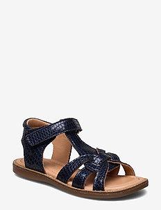bisgaard astrid - sandals - marine