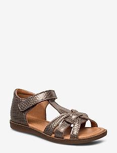 Sandals - sandaler - stone