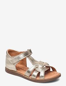 bisgaard biba - sandaler - gold