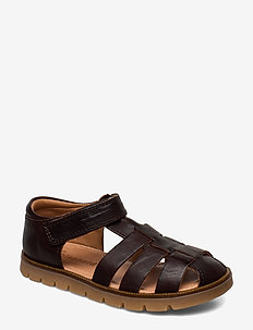 bisgaard beka - sandals - brown