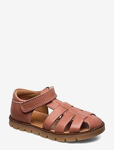 bisgaard beka - sandals - nude