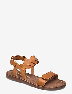 bisgaard cille - sandalen - tan