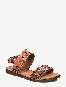 Sandals - sandals - amber