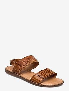 Sandals - sandals - caramel