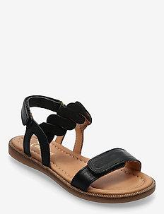 bisgaard catia - sandaler - black