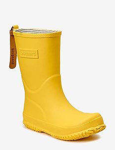 """RUBBER BOOT """"basic"""" - gummistøvler - 80 yellow"""