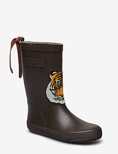 bisgaard fashion - gummistiefel - brown