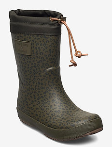 Soft Gallry x bisgaard thermo - rubberboots - green