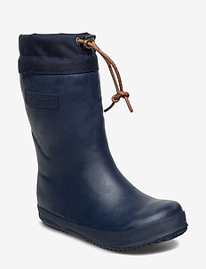 "RUBBER BOOT - ""WINTER THERMO"" - sko - 20 blue"