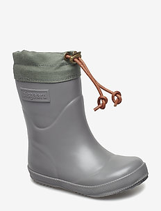 "RUBBER BOOT - ""WINTER THERMO"" - GREY"