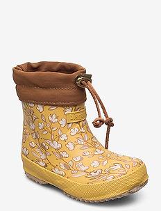 bisgaard thermo baby - støvler - mustard
