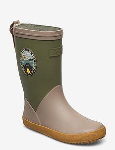bisgaard fashion II - rubberboots - green