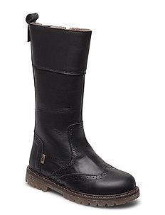 bisgaard elin - vinterstøvler - black
