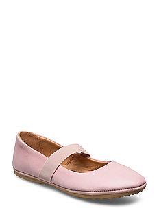 bisgaard quinn - ballerinaer og slip-ons - rosa