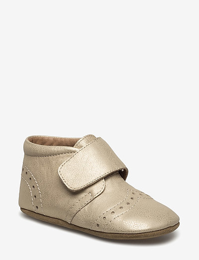 """HOME SHOE - """"PETIT"""" - instappers - gold"""