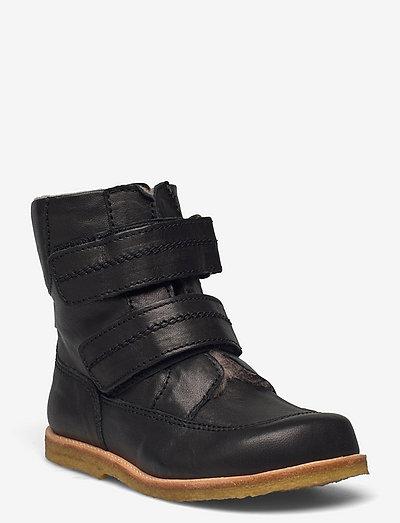 bisgaard eliah - winter boots - black