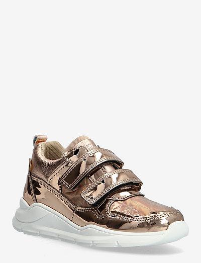 bisgaard pan tex - laag sneakers - rose gold