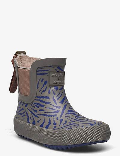 Soft Gallery x bisgaard baby rubber. - unlined rubberboots - blue