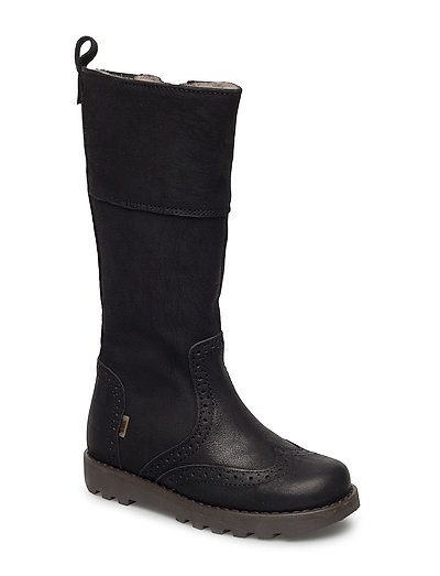 TEX boot - BLACK