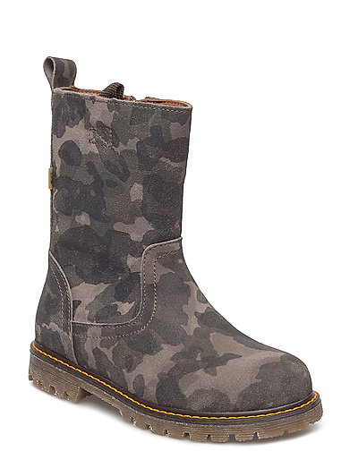 TEX boot - CAMOUFLAGE