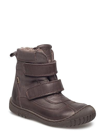 TEX boot - BROWN