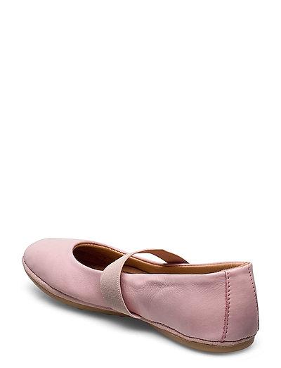 bisgaard quinn - ballerinaer & slip-ons - rosa