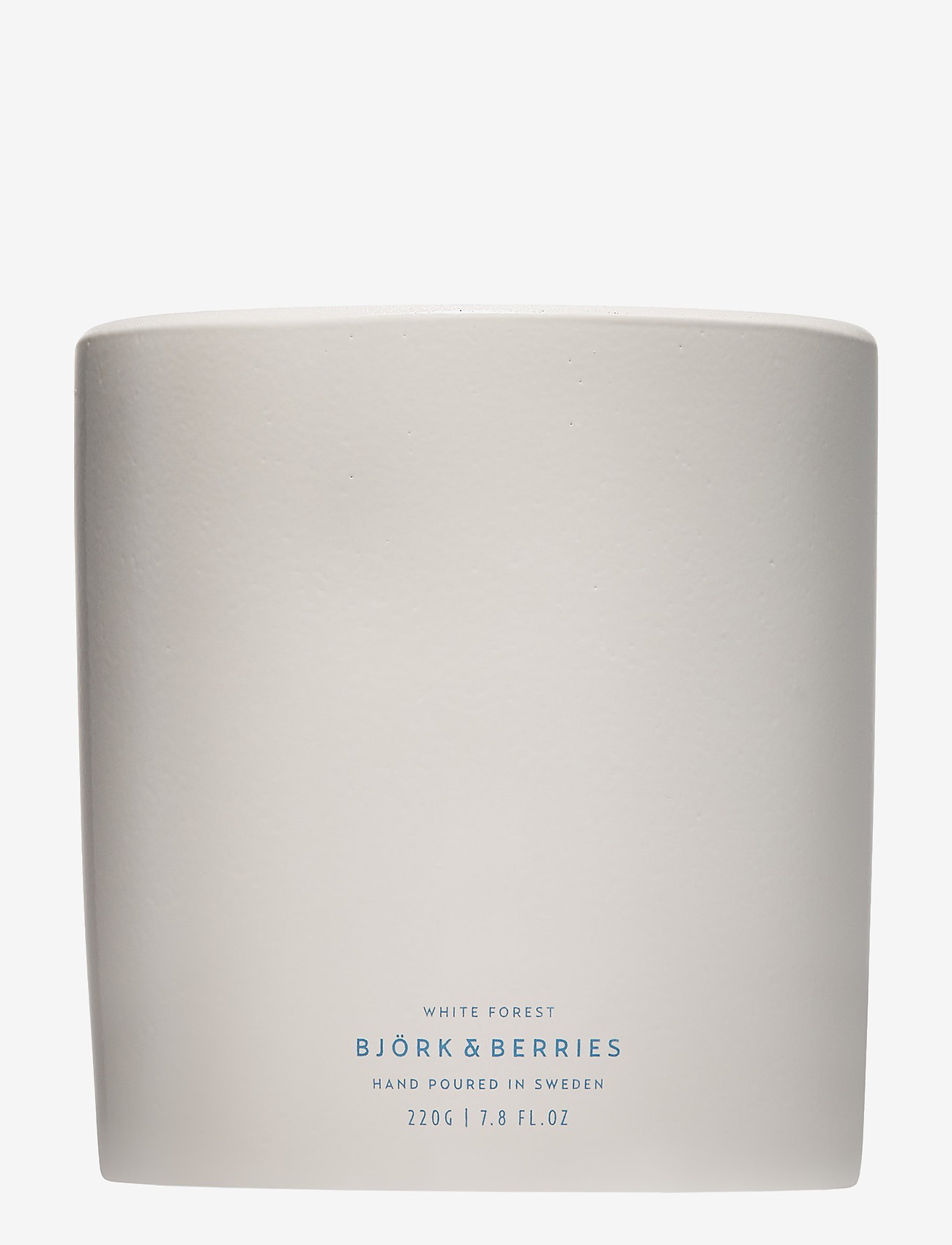 Björk & Berries - White Forest Scented Candle - dufte - no colour - 0