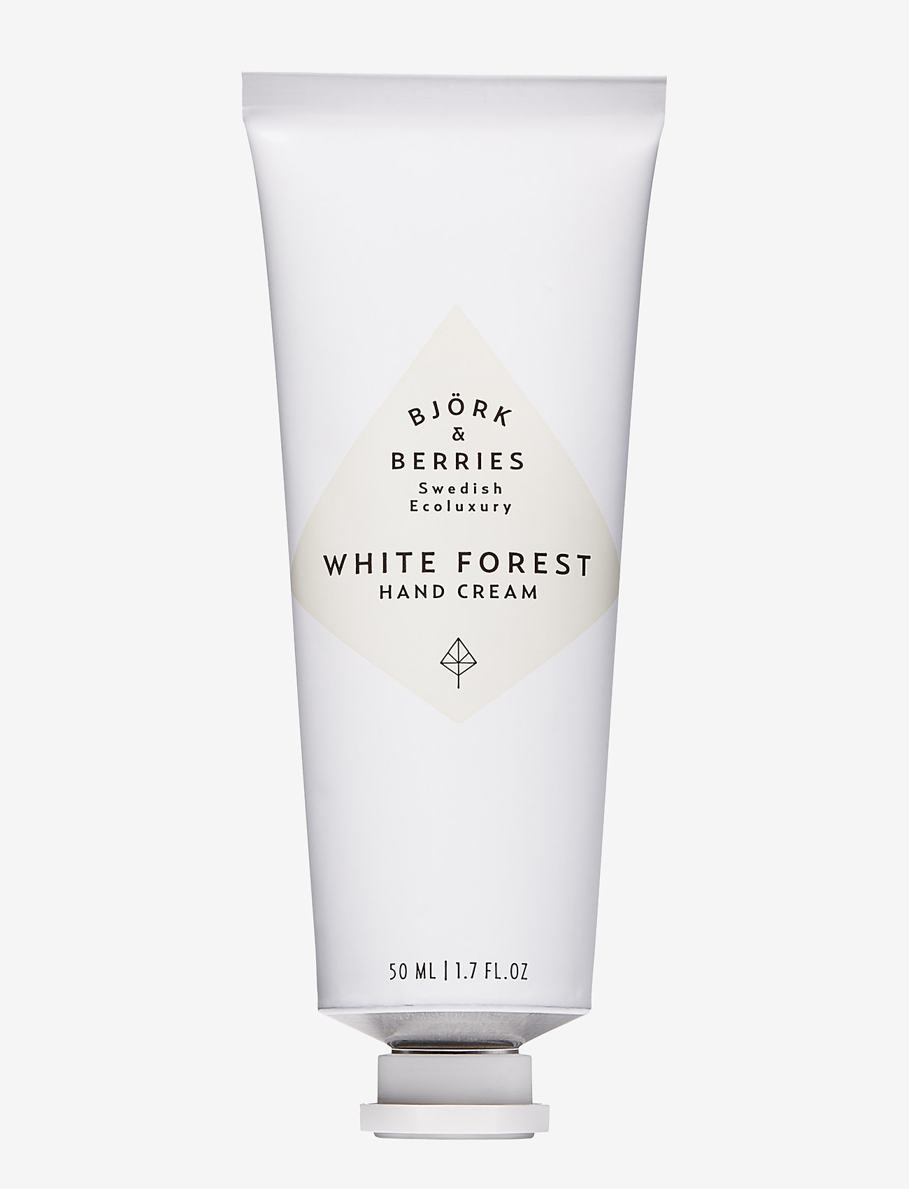 Björk & Berries - White Forest Hand Cream - håndkrem - no colour - 0