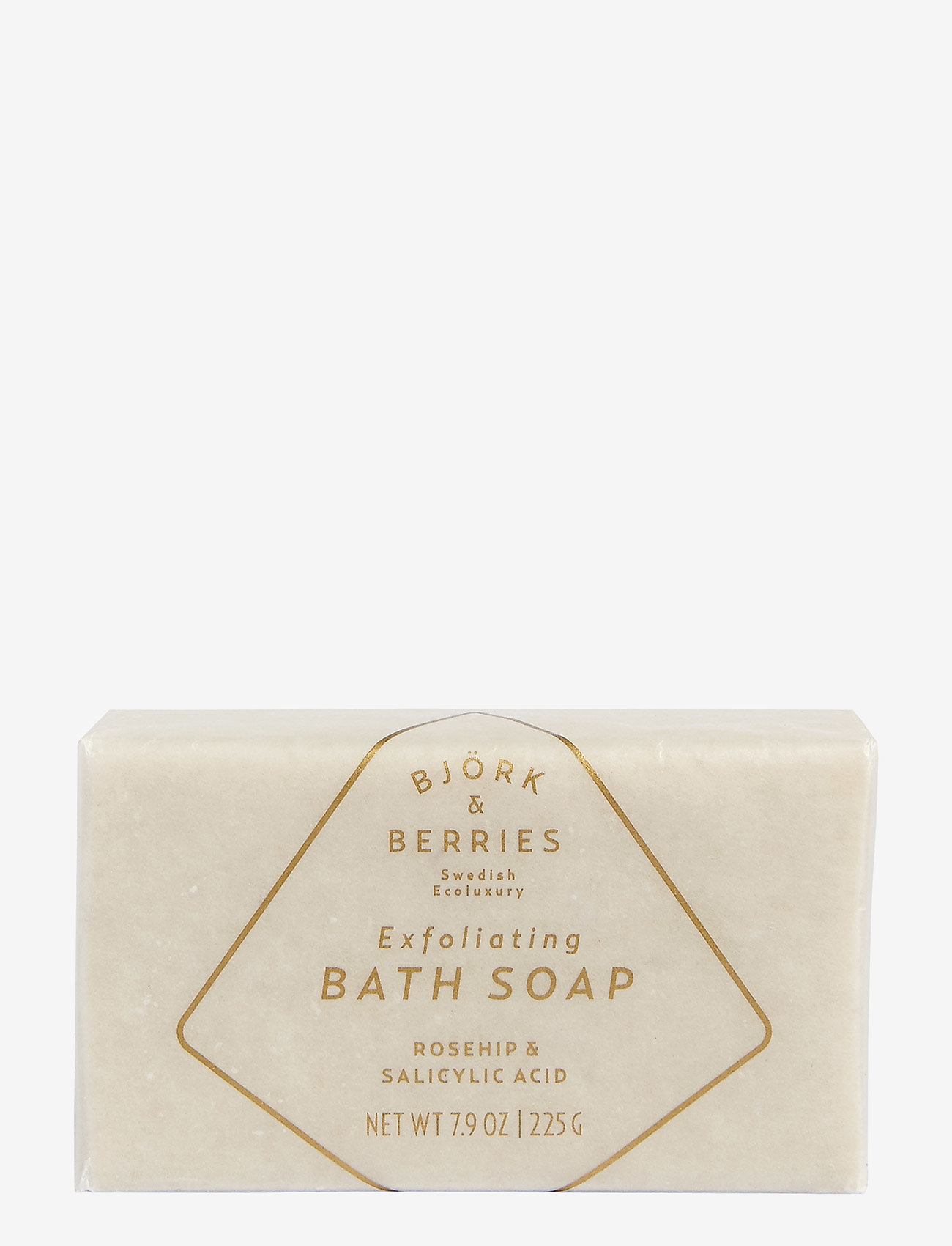 Björk & Berries - Exfoliating Bath Soap - bad & dusj - clear - 1
