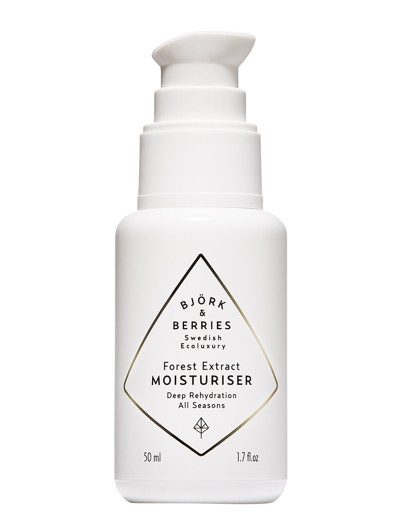 Björk & Berries Forest Extract Moisturiser - CLEAR